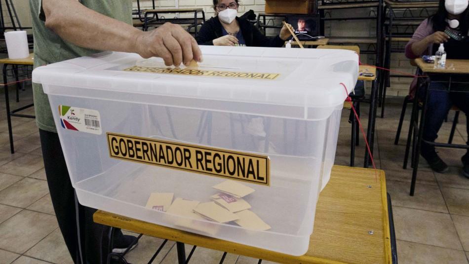 Gobernadores regionales: ¿Cuándo se realizará la segunda vuelta?