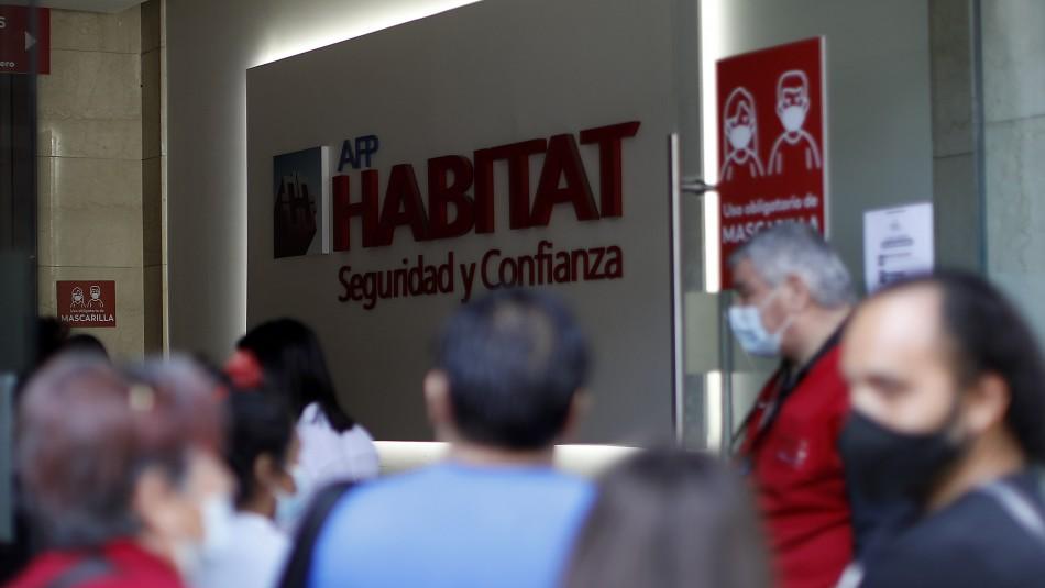 Bono de $200 mil: AFP Habitat se anticipa y habilita página para realizar retiro