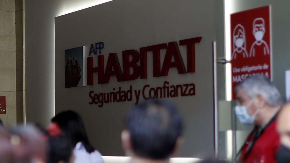 AFP Habitat: Revisa el sitio oficial para solicitar el retiro del bono de $200 mil