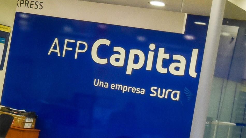 AFP Capital: Este es el sitio oficial para solicitar el retiro de los $200.000