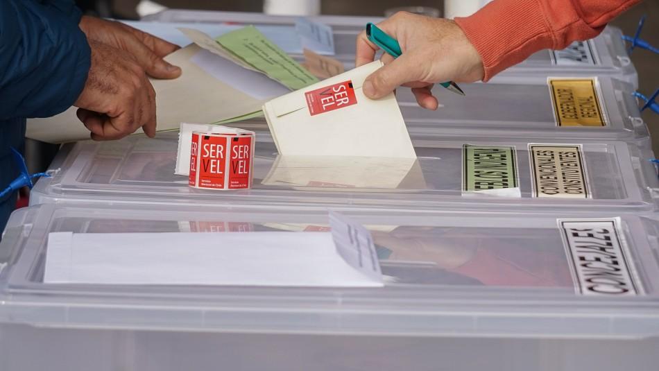 MegaElección 2021: Servel confirma que participación de este sábado superó el 20%