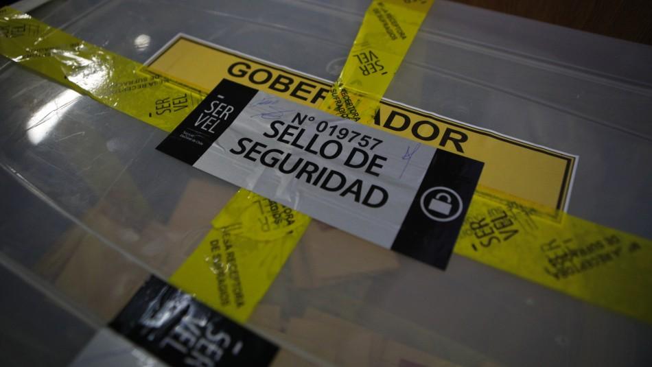 Cierre de urnas: Conoce el proceso de resguardo de los votos tras el primer día de elecciones