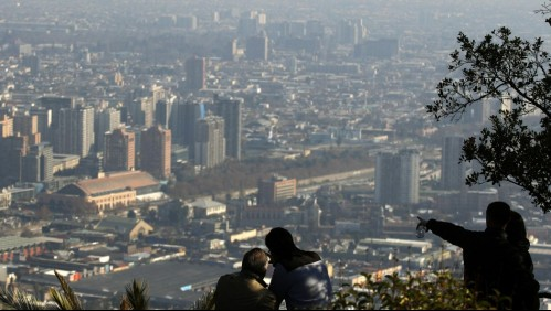 Por tercer día consecutivo: Decretan alerta ambiental para este domingo en Santiago