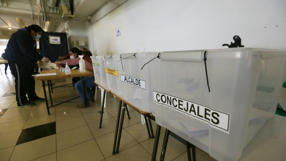 Resultados concejales: Revisa dónde ver los ganadores