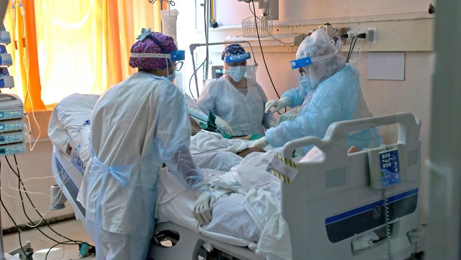 Balance coronavirus: Minsal reporta más de 6 mil nuevos casos y 87 fallecidos