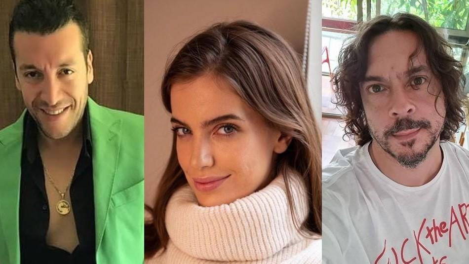 De Kramer a Leo Rey: Así participaron los famosos en las Elecciones 2021