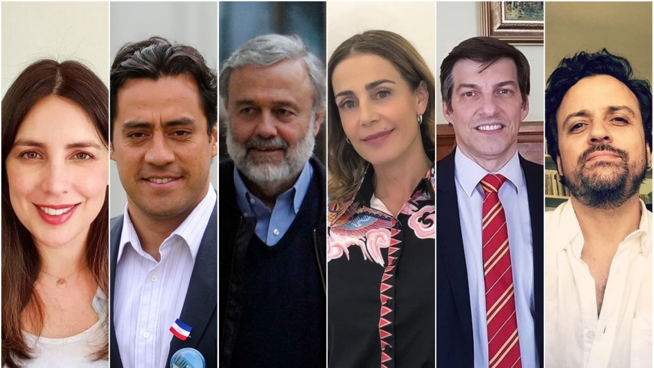 Revisa como le fue a los candidatos famosos en las elecciones de constituyentes