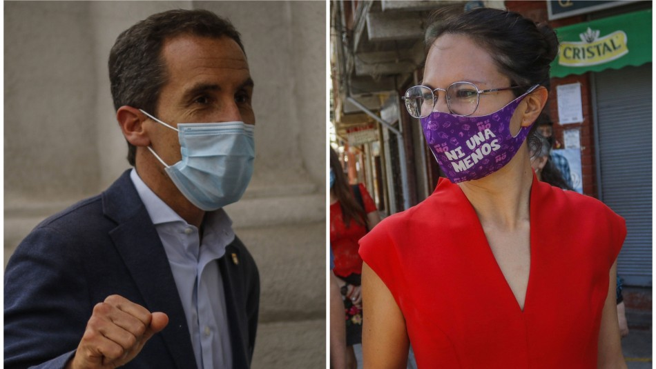 Hassler gana reñida votación a Alessandri y es electa alcaldesa de Santiago