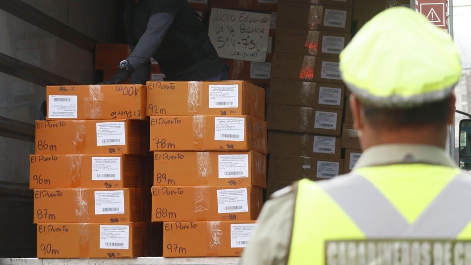 Ofrecía $10 mil: mujer es detenida por compra de votos en Pozo Almonte