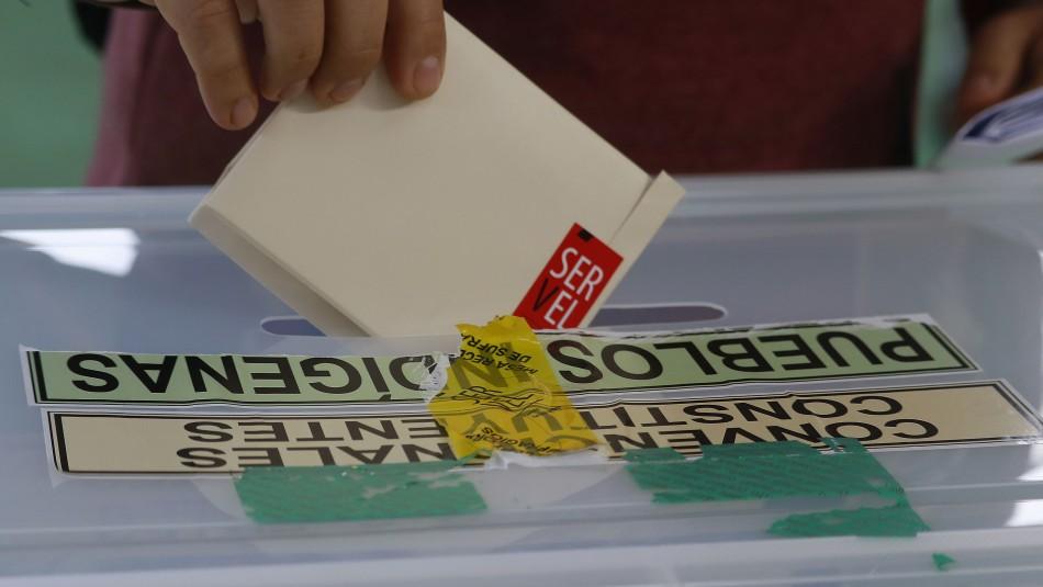 MegaElección 2021: Servel confirma que participación llegó al 41%