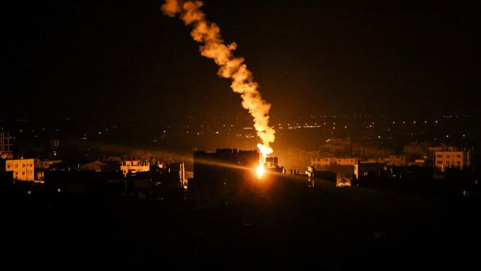 Israel bombardea Gaza y mata al menos 42 palestinos, la cifra más alta de víctimas en un día