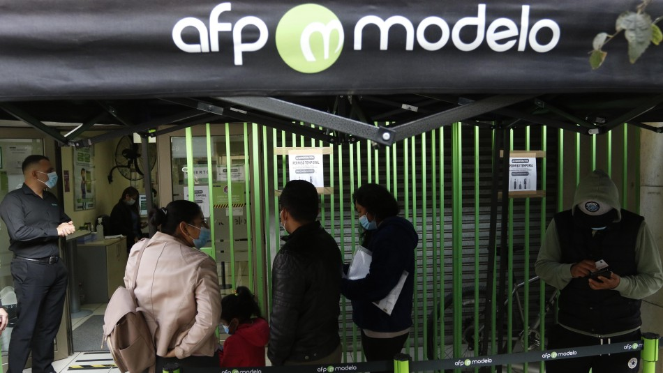 Bono de $200 mil: AFP Modelo habilita sitio web para solicitar el dinero