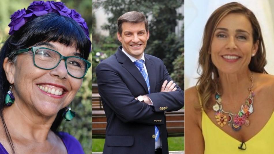 Los famosos que perdieron en Elecciones Constituyentes.