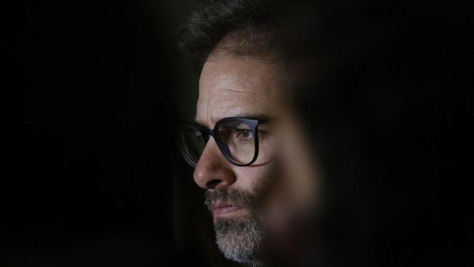José Andrés Murillo pierde y no será Constituyente.