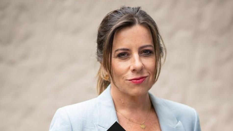 Teresa Marinovic logra alta cantidad de votos y formará parte de la Convención Constituyente