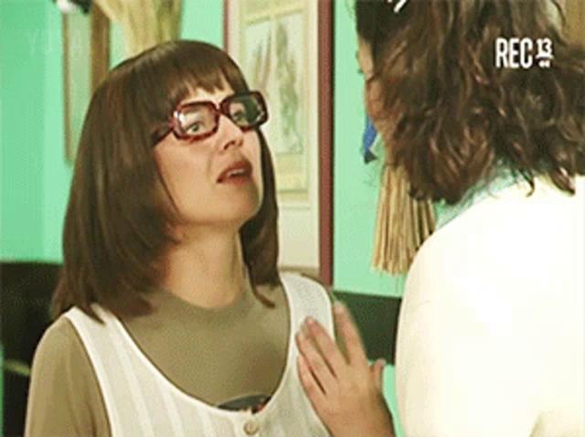 Marcela Osorio en Fuera de Control