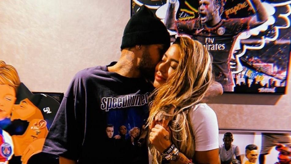 El cambio de la hermana de Neymar tras múltiples cirugías: Así era antes de su transformación