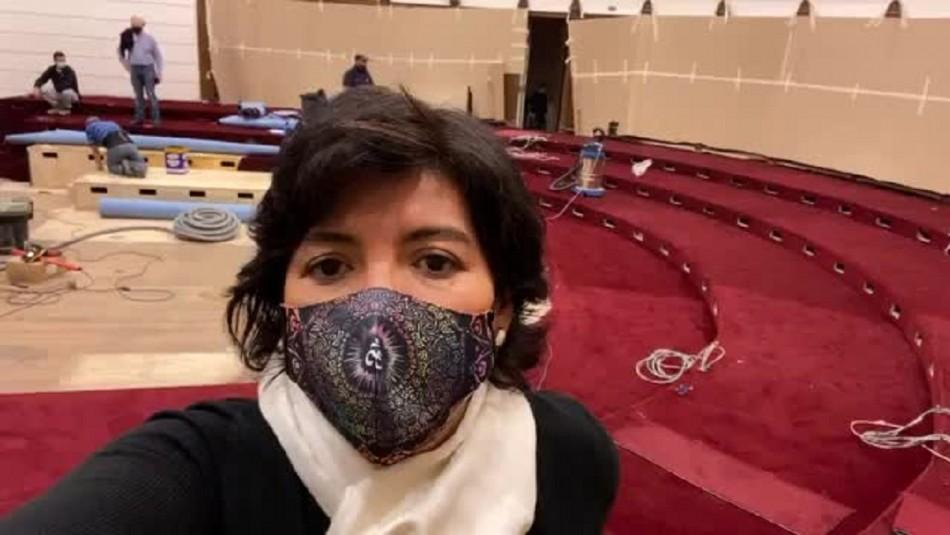 Yasna Provoste tras elecciones: