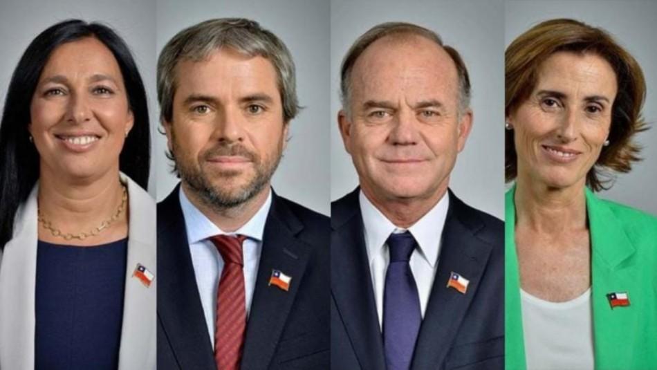 Blumel queda fuera de la Convención: Revisa cómo les fue a los exministros de Piñera