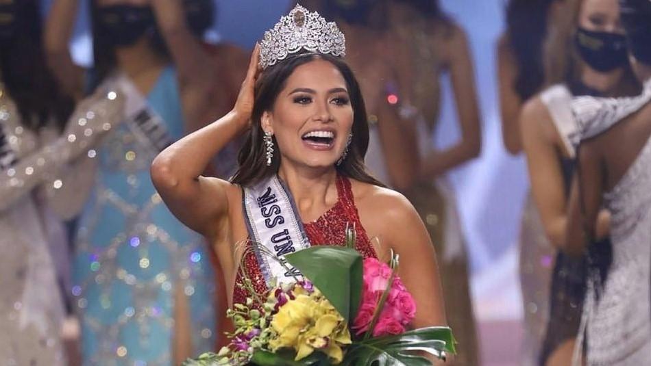 Miss Universo 2021: ¿Quién es Andrea Meza, la mexicana que truncó la sueños de Daniela Nicolás?