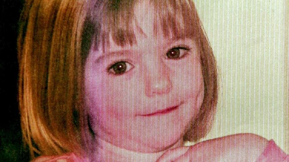 Caso Madeleine McCann: Policía alemana cree que la menor fue asesinada en Portugal