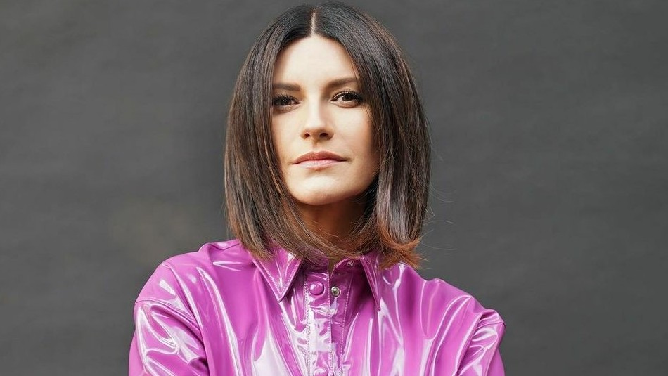 La hija de Laura Pausini enamora en el cumpleaños 47 de la cantante: