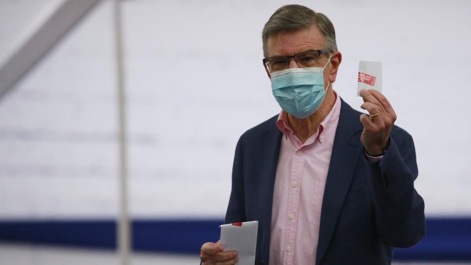 UDI proclama a Joaquín Lavín como su candidato presidencial