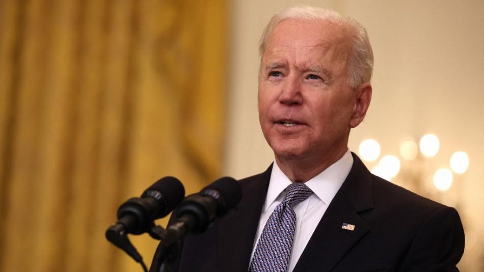 Joe Biden le transmite al primer ministro israelí que respalda un