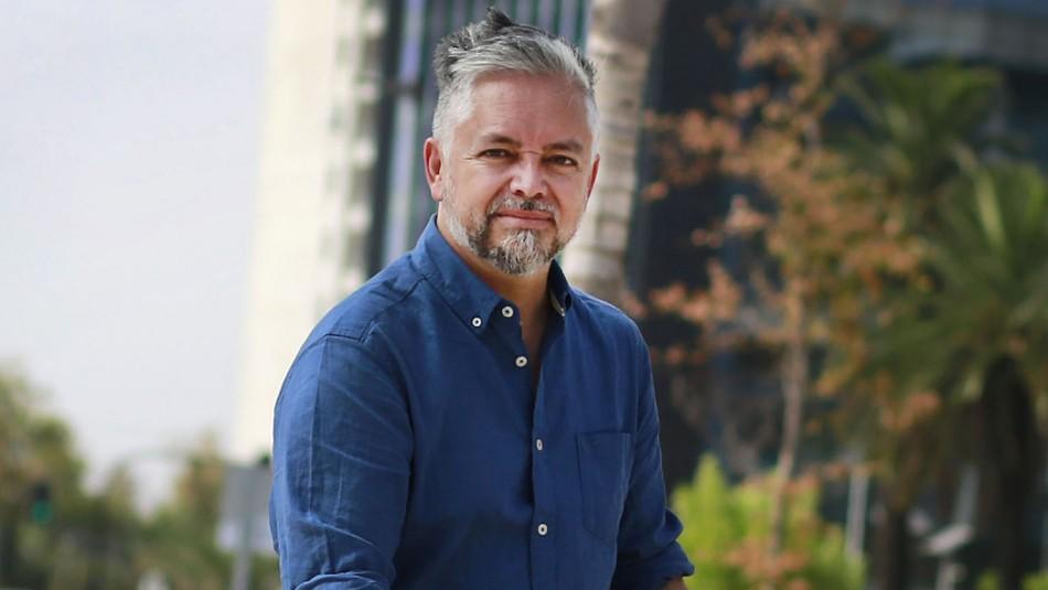 Escritor Jorge Baradit también ganó su lugar en la Convención Constituyente