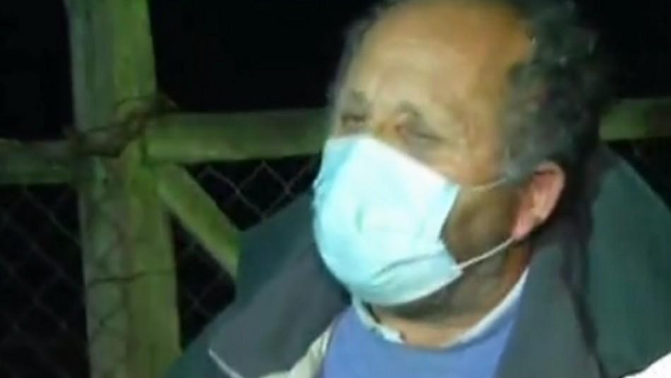 Abuelo de menor víctima de parricidio en Villarrica: