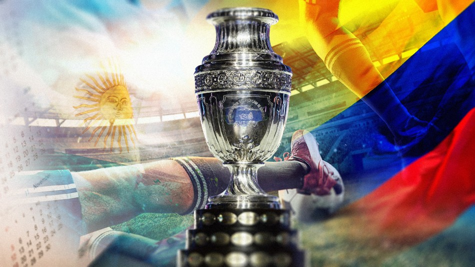 Calendario Copa América 2021