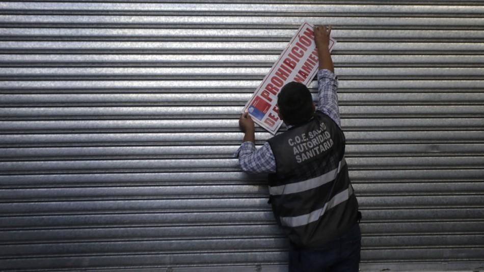 Dirección del Trabajo suspendió 50 locales por no respetar feriado irrenunciable