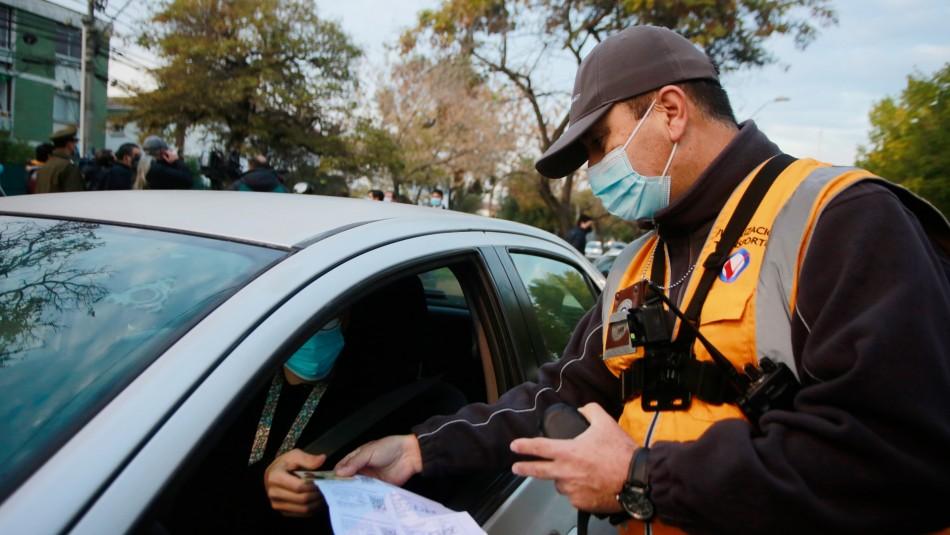 Intendencia decreta Alerta Ambiental para hoy martes: Conoce los vehículos con restricción