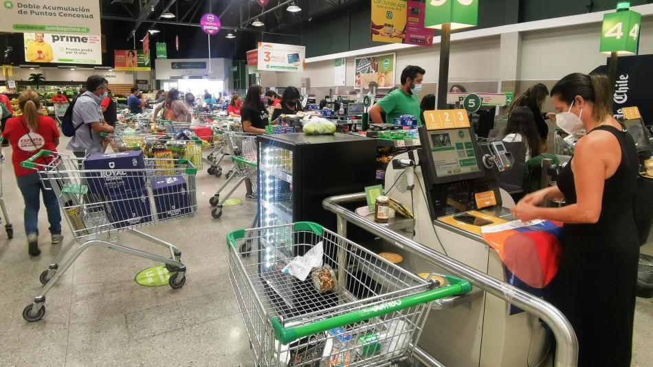 Fin de semana largo: Revisa el horario de atención de los principales supermercados