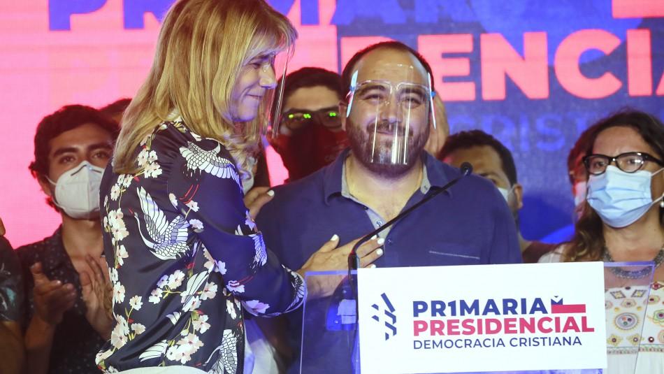 Fuad Chahín renuncia a la presidencia de la DC y Ximena Rincón reflexionará posible candidatura