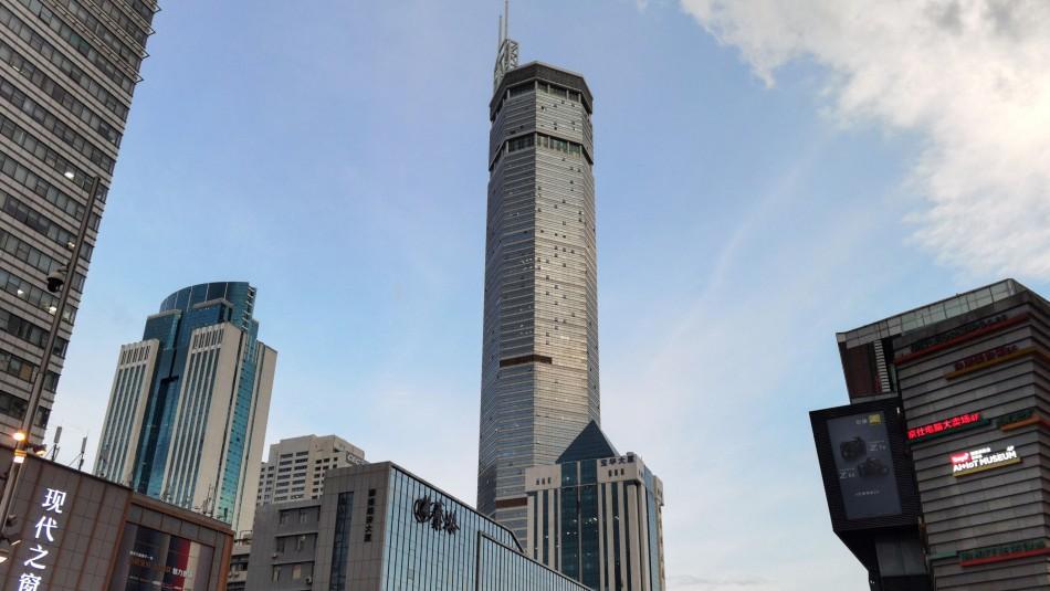 Rascacielos oscila por razón desconocida en China y desata el pánico entre la gente