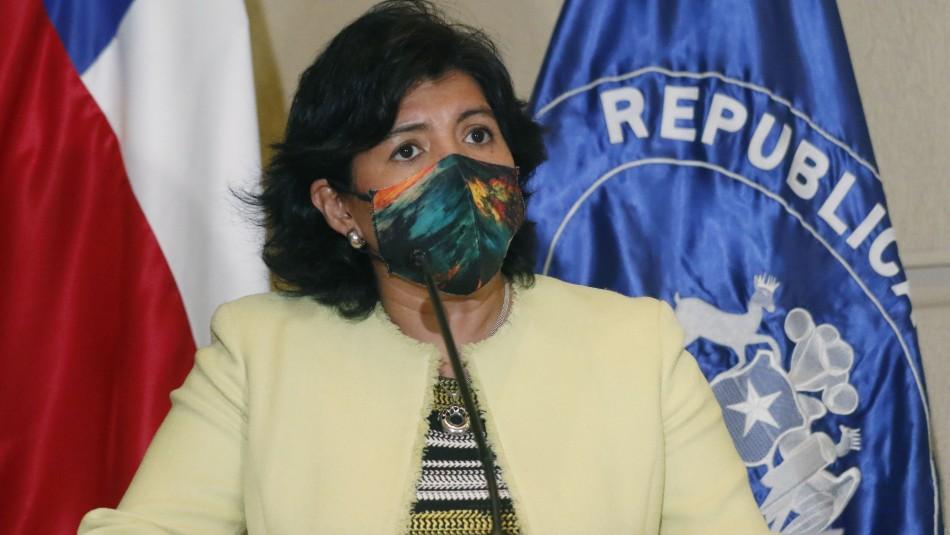Yasna Provoste descarta ser candidata y critica a la DC: