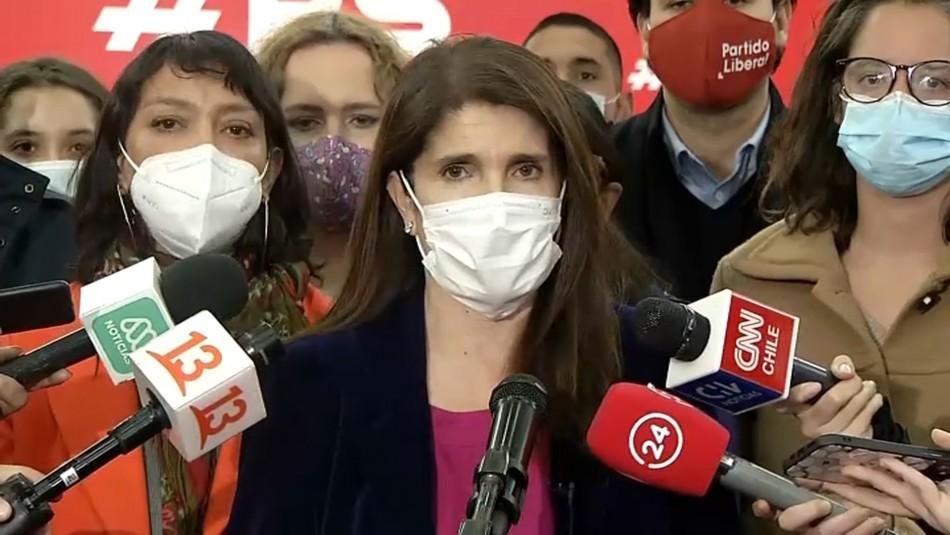 Partido Socialista no irá a primarias con el Frente Amplio y el PC: Acusan veto