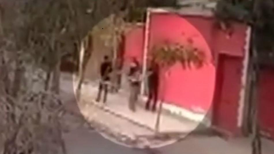 Crimen de hermanos en El Bosque: registran movimientos del sospechoso días antes del hecho