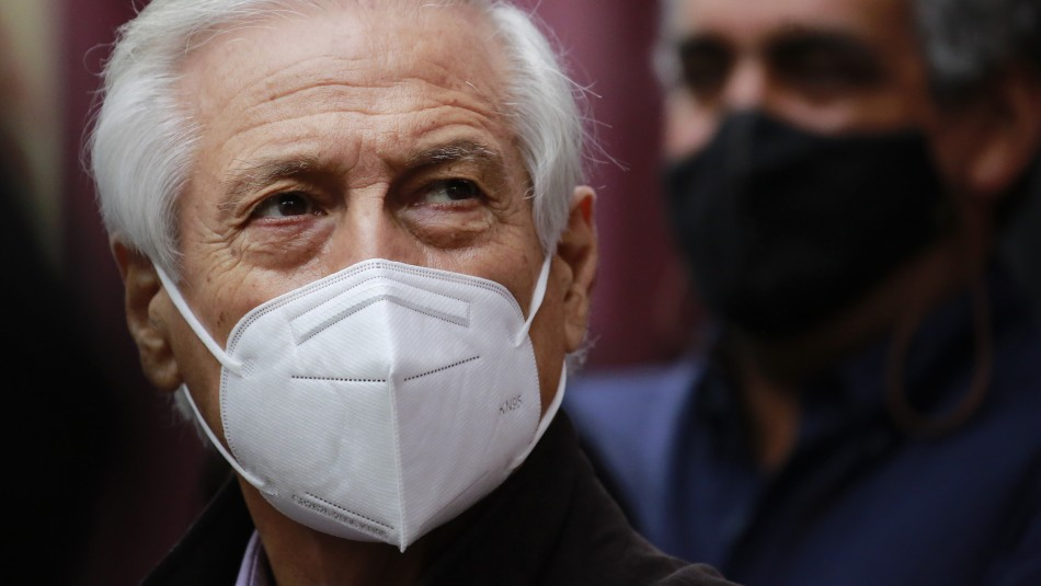 Heraldo Muñoz baja candidatura presidencial para apoyar a Paula Narváez