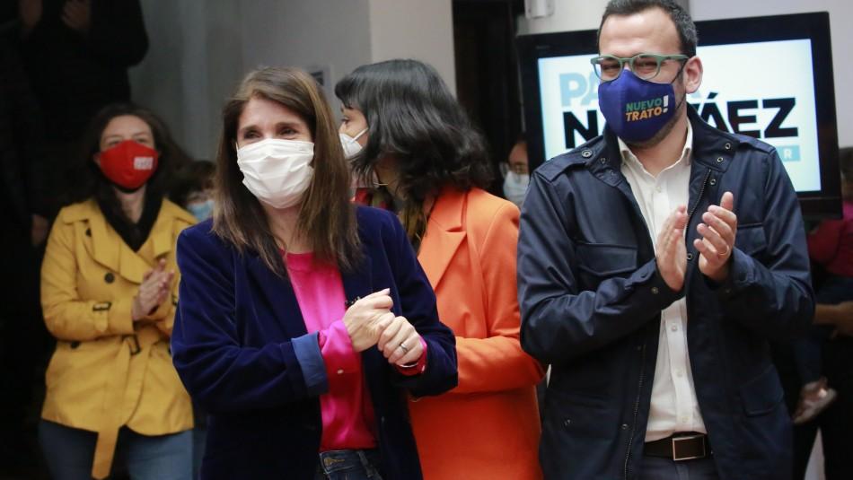 Narváez suma apoyo de Nuevo Trato y pide primarias