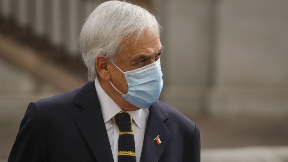 Presidente Piñera prepara cambio de Gabinete post resultados de las elecciones