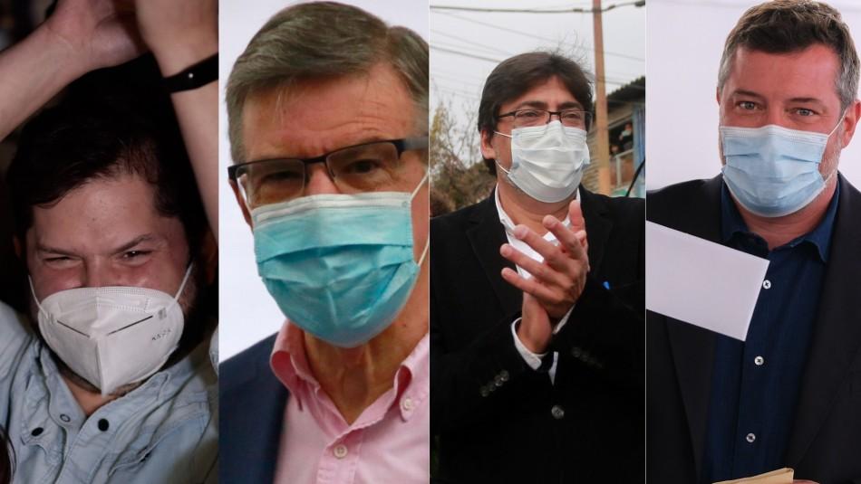 El escenario de las primarias presidenciales: los candidatos que intentarán llegar a La Moneda