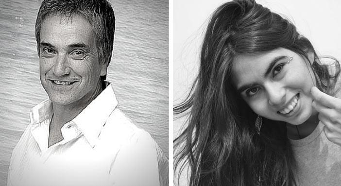 Pancho y Elisa Reyes