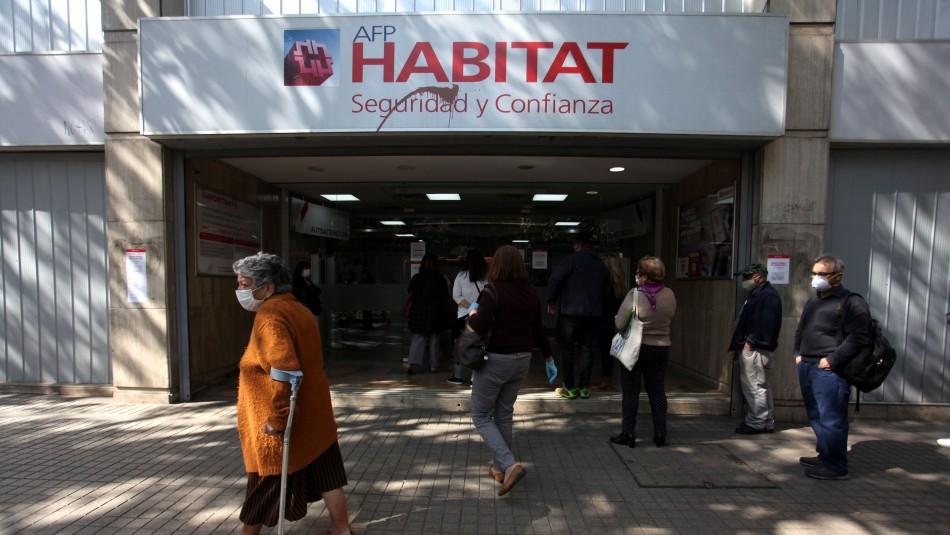 Bono de $200 mil: AFP Habitat iniciará pago durante este jueves