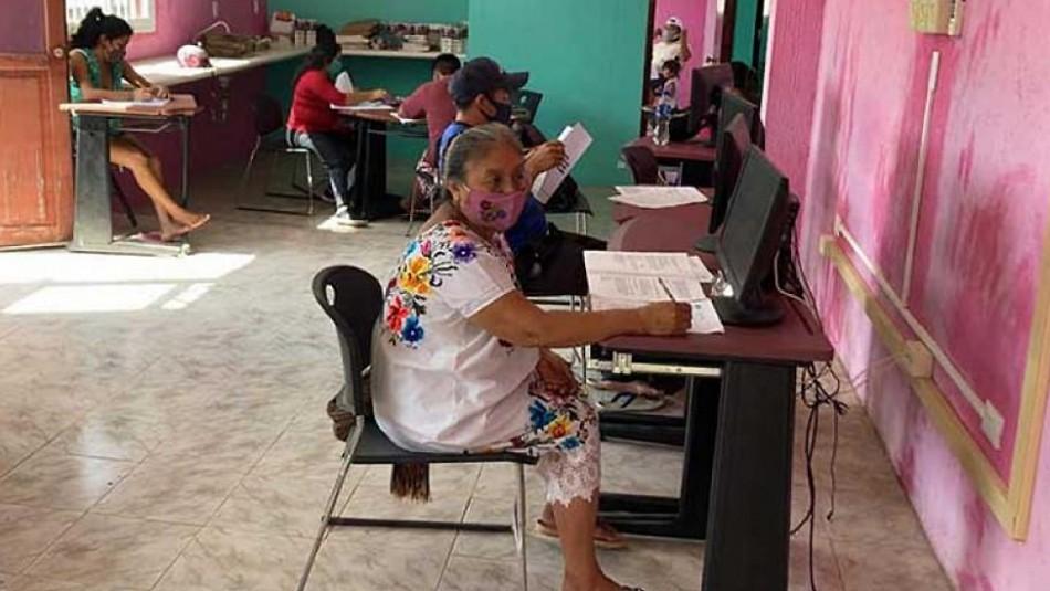 Abuelita presenta su último examen para aprobar la primaria a los 71 años: Se hace viral