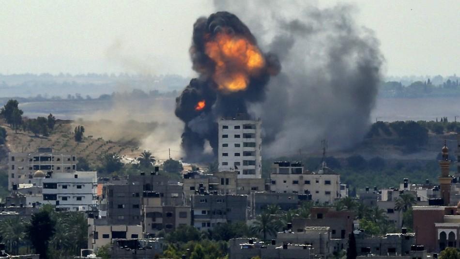 Israel y Hamás logran acuerdo para alto al fuego en Gaza