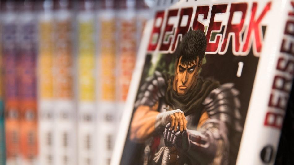 Muere el japonés Kentaro Miura, autor del célebre manga