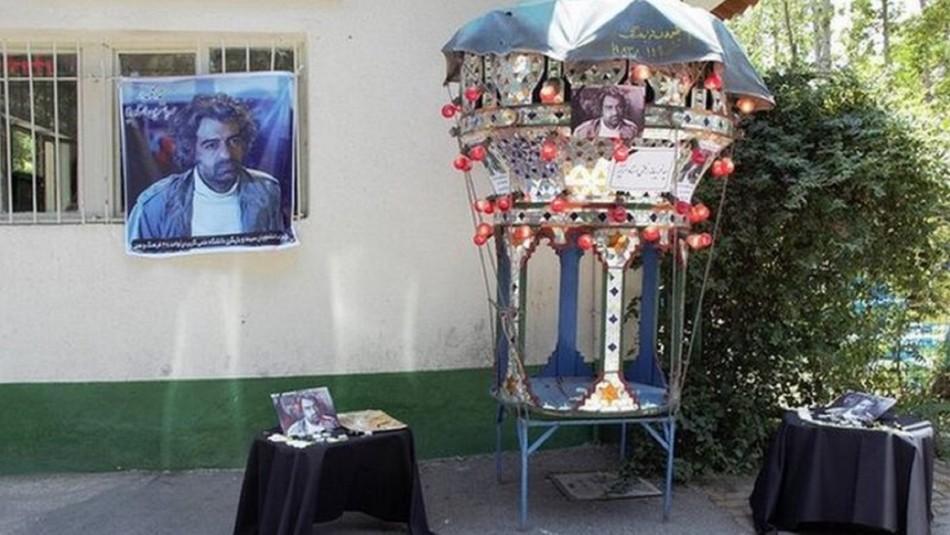Cineasta iraní fue asesinado y descuartizado por sus padres.