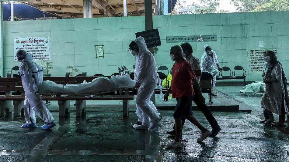 Alerta en India por infección rara y mortal se propaga entre víctimas del coronavirus